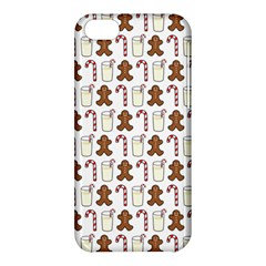 Christmas Trio Pattern Apple Iphone 5c Hardshell Case