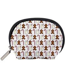 Christmas Trio Pattern Accessory Pouches (Small)