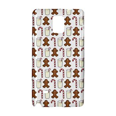 Christmas Trio Pattern Samsung Galaxy Note 4 Hardshell Case