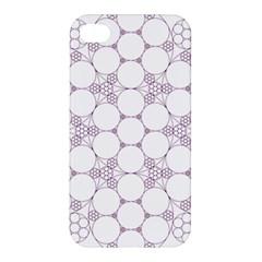 Density Multi Dimensional Gravity Analogy Fractal Circles Apple Iphone 4/4s Hardshell Case