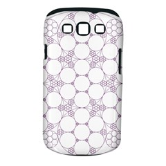 Density Multi Dimensional Gravity Analogy Fractal Circles Samsung Galaxy S III Classic Hardshell Case (PC+Silicone)