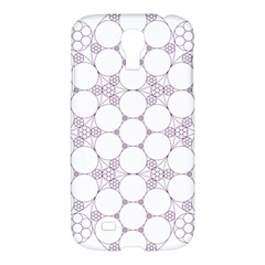 Density Multi Dimensional Gravity Analogy Fractal Circles Samsung Galaxy S4 I9500/i9505 Hardshell Case