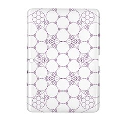 Density Multi Dimensional Gravity Analogy Fractal Circles Samsung Galaxy Tab 2 (10 1 ) P5100 Hardshell Case