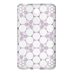 Density Multi Dimensional Gravity Analogy Fractal Circles Samsung Galaxy Tab 4 (7 ) Hardshell Case