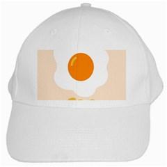 Egg Eating Chicken Omelette Food White Cap