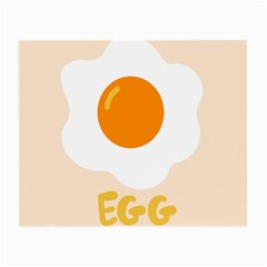 Egg Eating Chicken Omelette Food Small Glasses Cloth