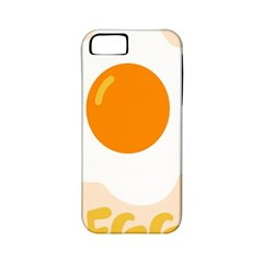 Egg Eating Chicken Omelette Food Apple Iphone 5 Classic Hardshell Case (pc+silicone)