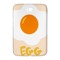 Egg Eating Chicken Omelette Food Samsung Galaxy Note 8.0 N5100 Hardshell Case