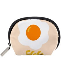 Egg Eating Chicken Omelette Food Accessory Pouches (Small)