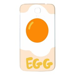 Egg Eating Chicken Omelette Food Samsung Galaxy Mega I9200 Hardshell Back Case