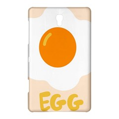 Egg Eating Chicken Omelette Food Samsung Galaxy Tab S (8 4 ) Hardshell Case