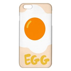 Egg Eating Chicken Omelette Food iPhone 6 Plus/6S Plus TPU Case
