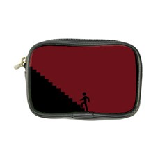 Walking Stairs Steps Person Step Coin Purse
