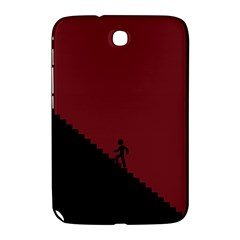 Walking Stairs Steps Person Step Samsung Galaxy Note 8 0 N5100 Hardshell Case