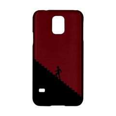 Walking Stairs Steps Person Step Samsung Galaxy S5 Hardshell Case
