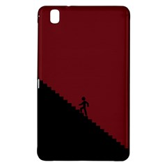 Walking Stairs Steps Person Step Samsung Galaxy Tab Pro 8 4 Hardshell Case