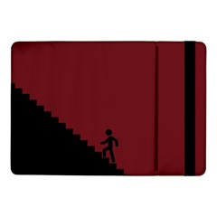 Walking Stairs Steps Person Step Samsung Galaxy Tab Pro 10 1  Flip Case