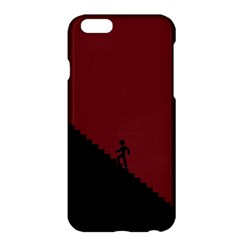 Walking Stairs Steps Person Step Apple Iphone 6 Plus/6s Plus Hardshell Case
