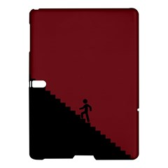 Walking Stairs Steps Person Step Samsung Galaxy Tab S (10.5 ) Hardshell Case