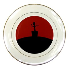 Baby Groot Guardians Of Galaxy Groot Porcelain Plates