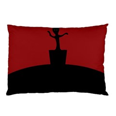 Baby Groot Guardians Of Galaxy Groot Pillow Case (Two Sides)
