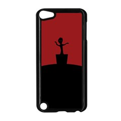 Baby Groot Guardians Of Galaxy Groot Apple iPod Touch 5 Case (Black)