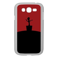 Baby Groot Guardians Of Galaxy Groot Samsung Galaxy Grand Duos I9082 Case (white)