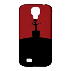 Baby Groot Guardians Of Galaxy Groot Samsung Galaxy S4 Classic Hardshell Case (PC+Silicone)