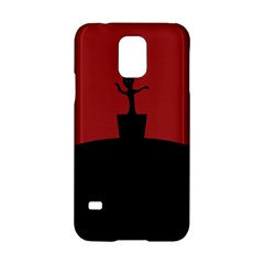 Baby Groot Guardians Of Galaxy Groot Samsung Galaxy S5 Hardshell Case