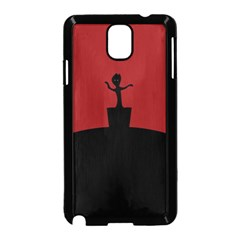 Baby Groot Guardians Of Galaxy Groot Samsung Galaxy Note 3 Neo Hardshell Case (black)
