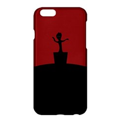 Baby Groot Guardians Of Galaxy Groot Apple Iphone 6 Plus/6s Plus Hardshell Case