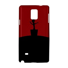 Baby Groot Guardians Of Galaxy Groot Samsung Galaxy Note 4 Hardshell Case