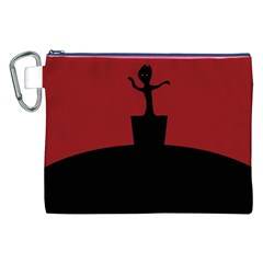 Baby Groot Guardians Of Galaxy Groot Canvas Cosmetic Bag (xxl)