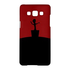 Baby Groot Guardians Of Galaxy Groot Samsung Galaxy A5 Hardshell Case