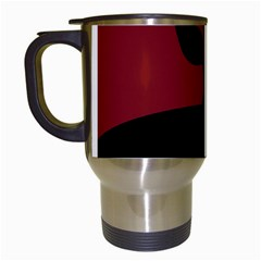 Plant Last Plant Red Nature Last Travel Mugs (white)