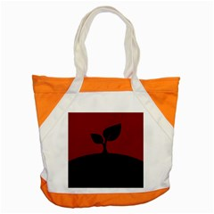 Plant Last Plant Red Nature Last Accent Tote Bag