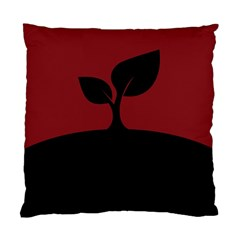 Plant Last Plant Red Nature Last Standard Cushion Case (Two Sides)