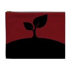 Plant Last Plant Red Nature Last Cosmetic Bag (xl)