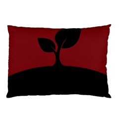 Plant Last Plant Red Nature Last Pillow Case (two Sides)