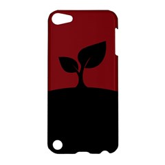 Plant Last Plant Red Nature Last Apple Ipod Touch 5 Hardshell Case