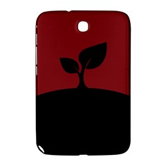 Plant Last Plant Red Nature Last Samsung Galaxy Note 8 0 N5100 Hardshell Case