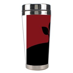 Plant Last Plant Red Nature Last Stainless Steel Travel Tumblers