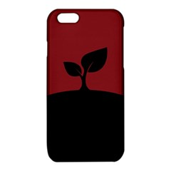 Plant Last Plant Red Nature Last iPhone 6/6S TPU Case