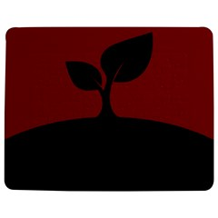 Plant Last Plant Red Nature Last Jigsaw Puzzle Photo Stand (Rectangular)