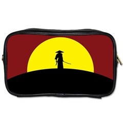 Samurai Warrior Japanese Sword Toiletries Bags