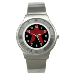 Buck Dear Animal Character Nature Stainless Steel Watch