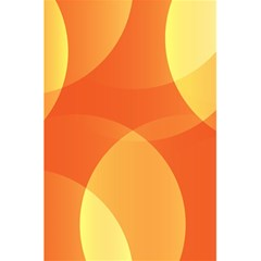 Abstract Orange Yellow Red Color 5.5  x 8.5  Notebooks