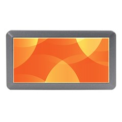 Abstract Orange Yellow Red Color Memory Card Reader (mini)