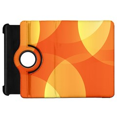Abstract Orange Yellow Red Color Kindle Fire Hd 7