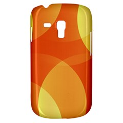Abstract Orange Yellow Red Color Galaxy S3 Mini